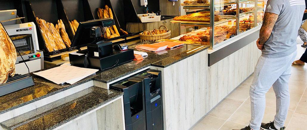 monnayeurs matburo sécurité boulangerie restauration fleuriste leo2